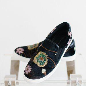 STEVEN by Steve Madden Women's Tatum Sneaker 8.5